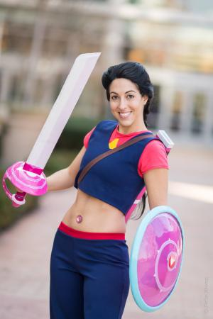 Stevonnie from Steven Universe by SEWthoughtful
