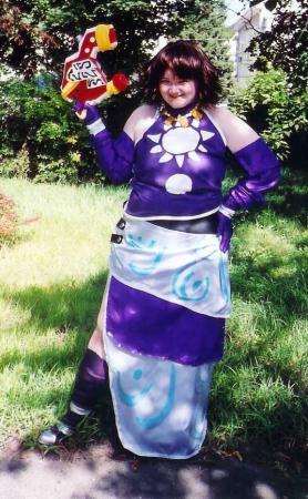 Yuna from Final Fantasy X-2