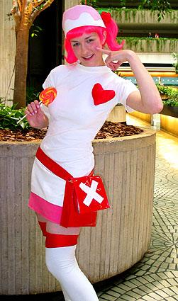 Milk from Pop 'n Music 8 worn by AllStarAlice