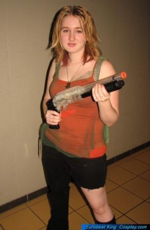 Alice from Resident Evil: Apocalypse