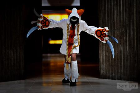 Taokaka from BlazBlue: Calamity Trigger