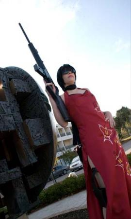 Ada Wong from Resident Evil 4 worn by R1KKu