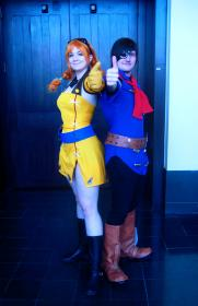 Aika from Skies of Arcadia worn by Chiko
