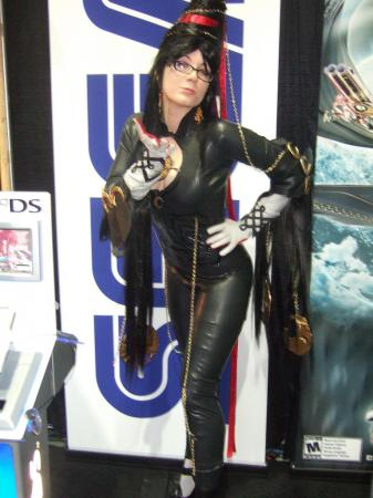 Bayonetta from Bayonetta worn by Chiko