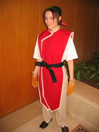 Tir Mcdohl from Suikoden