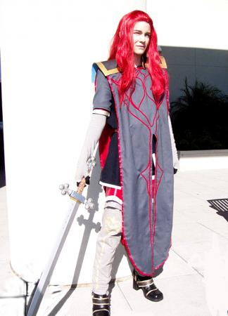 Asch the Bloody from Tales of the Abyss