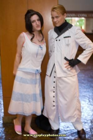 Rufus Shinra from Final Fantasy VII worn by Khamryn