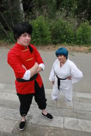 Ranma Saotome from Ranma 1/2 worn by Rikku