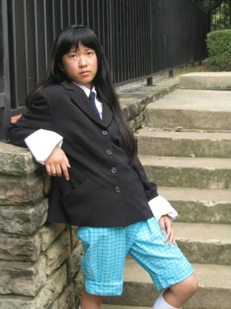 Nagihiko Fujisaki from Shugo Chara!