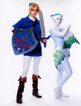 Princess Ruto from Legend of Zelda: Ocarina of Time