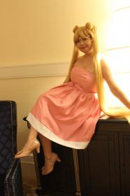 Usagi Tsukino from Sailor Moon S worn by Eri Kagami