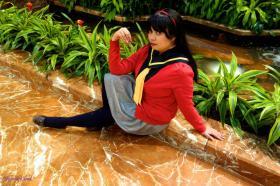 Yukiko Amagi from Persona 4 worn by Eri Kagami