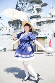 Iowa from Kantai Collection ~Kan Colle~ worn by Eri Kagami