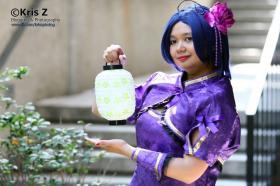 Azusa Miura from iDOLM@STER worn by Eri Kagami