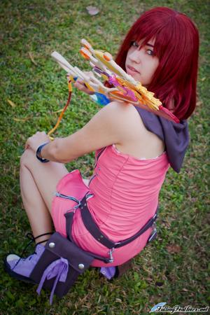 Kairi from Kingdom Hearts 2 worn by Angelwing