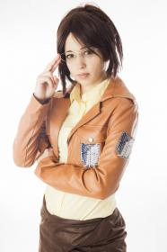 Hanji Zoe from Attack on Titan worn by Angelwing