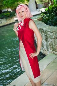 Sakura Haruno from Naruto worn by Angelwing