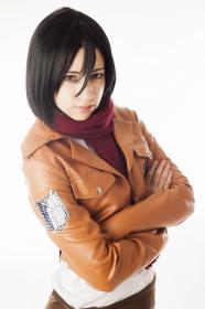 Mikasa Ackerman from Attack on Titan worn by Angelwing