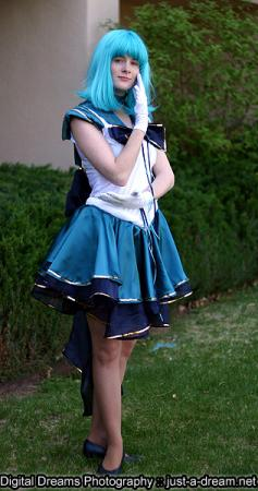 Sailor Neptune from Sailor Moon S worn by Wuntavor