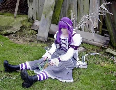 Miho Tohya from MegaTokyo worn by Fae-Fae