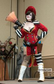 Mad Moxxi from Borderlands worn by Fae-Fae