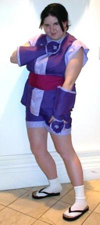 Misao Makimachi from Rurouni Kenshin worn by Bobbi