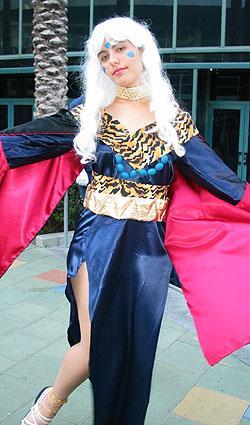 Urd from Ah My Goddess worn by Freya