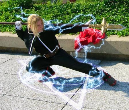 Edward Elric from Fullmetal Alchemist