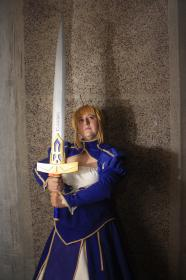 Saber from Fate/Zero