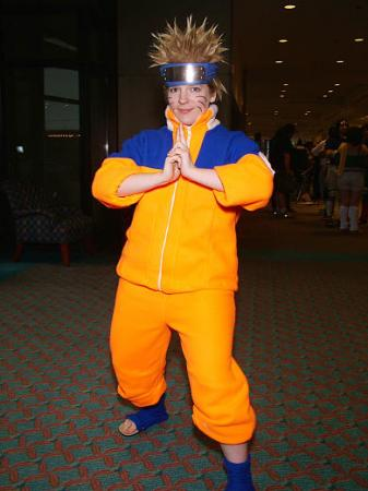 Naruto Uzumaki from Naruto worn by HyperrrMouse