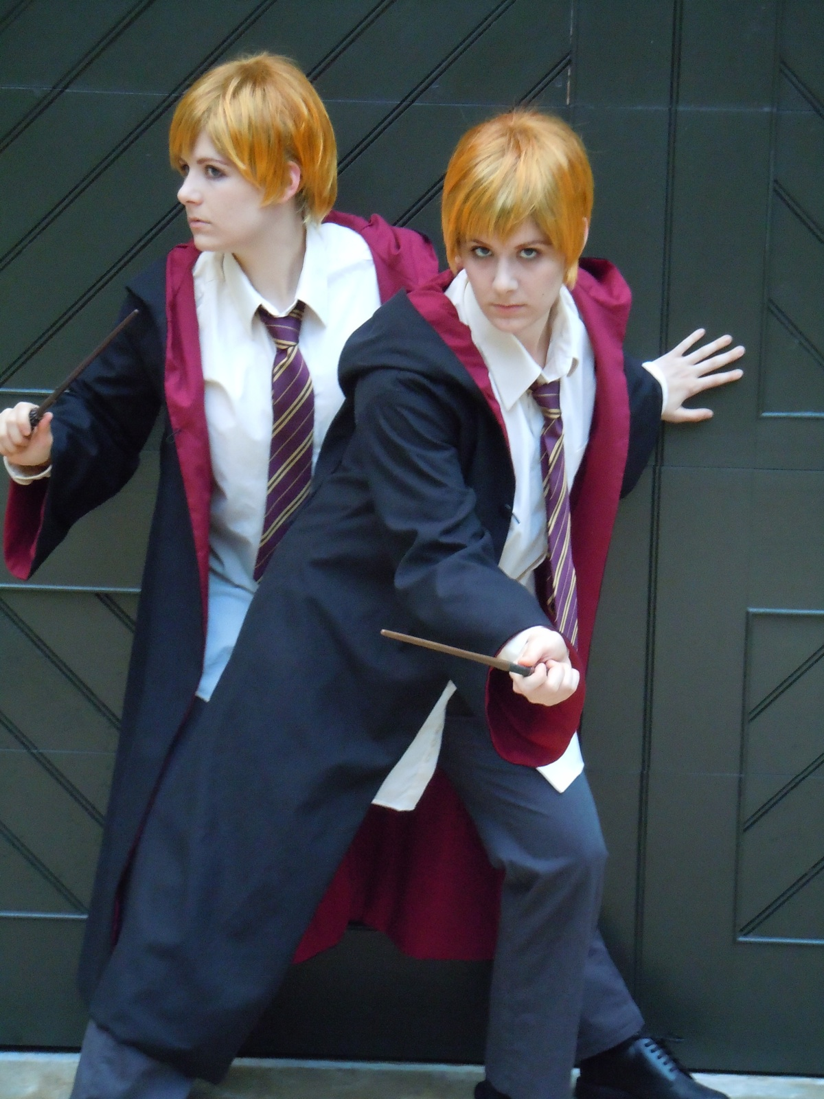Fred weasley harry potter that would