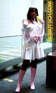 Lynn Minmay from Macross worn by SummonerBrat