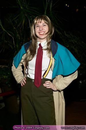 Millie Thompson from Trigun worn by Ali