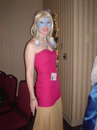 Rinoa Heartilly from Final Fantasy VIII worn by Ali