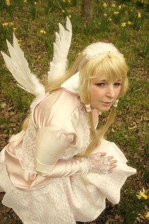 Chi / Chii / Elda from Chobits worn by AlexandraKeel