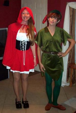 Peter Pan from Kingdom Hearts worn by Jenni