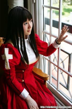 Erica Fontaine from Sakura Wars 3 worn by Stardust