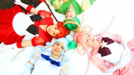 Sailor Vesta from Sailor Moon Sailor Stars
