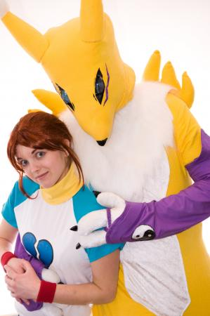 Rika Nonaka / Ruki Makino from Digimon Tamers