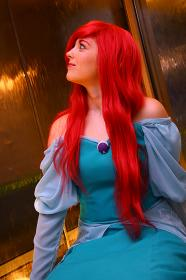 Ariel from Disney Princesses worn by Gale