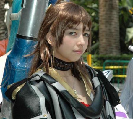Shion Uzuki from Xenosaga Episode II: Jenseits von Gut und Böse worn by Evali