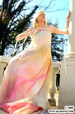 The Sky Dancer from Utada Hikaru worn by Ambrosia