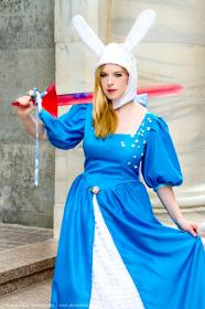Fionna from Adventure Time with Finn and Jake worn by Ambrosia