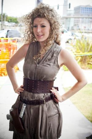 River Song from Doctor Who worn by Ambrosia
