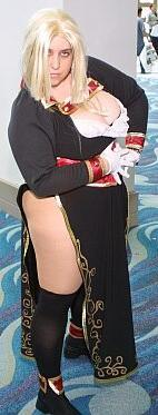 Helena from Dead or Alive 2