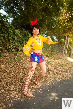 Josie Rizal from Tekken 7