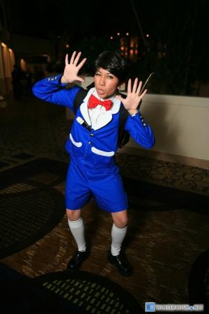 Tsutomu from Bust a Move 2 worn by CherryTeaGirl