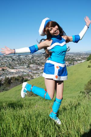 Millie from Suikoden II worn by CherryTeaGirl