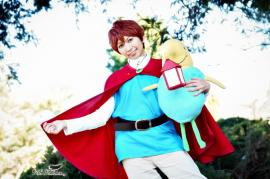 Oliver from Ni No Kuni: Wrath of the White Witch worn by CherryTeaGirl