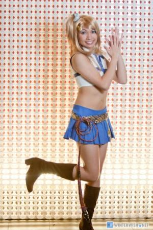 Lucy Heartphilia from Fairy Tail worn by CherryTeaGirl